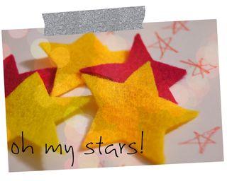 Oh my stars!