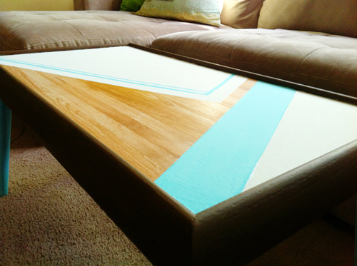 revamp coffee table | idi design