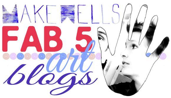 Top 5 - art blogs