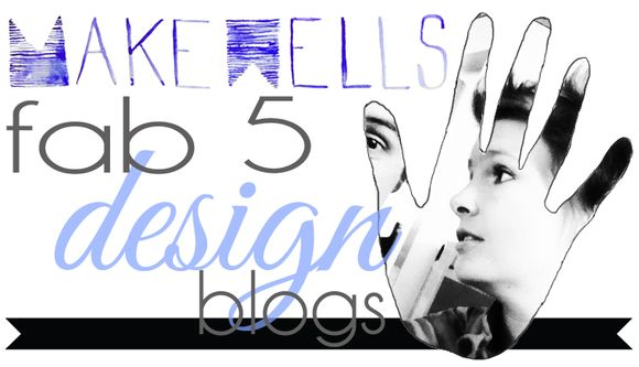 Top 5 - design bloggers