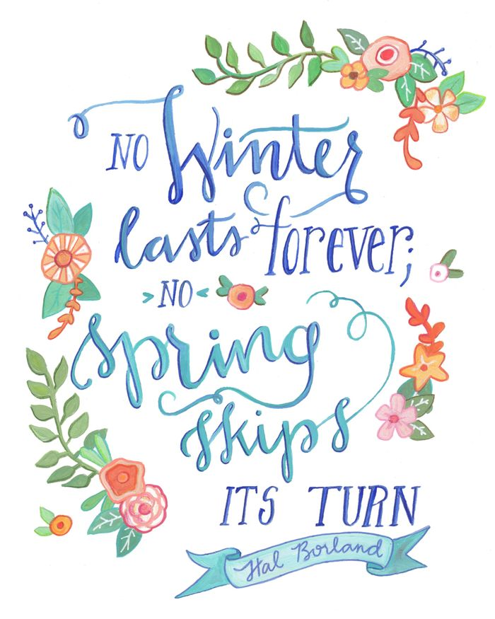 No Winter Lasts Forever - web