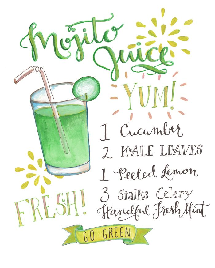 Mojito Recipe (small)