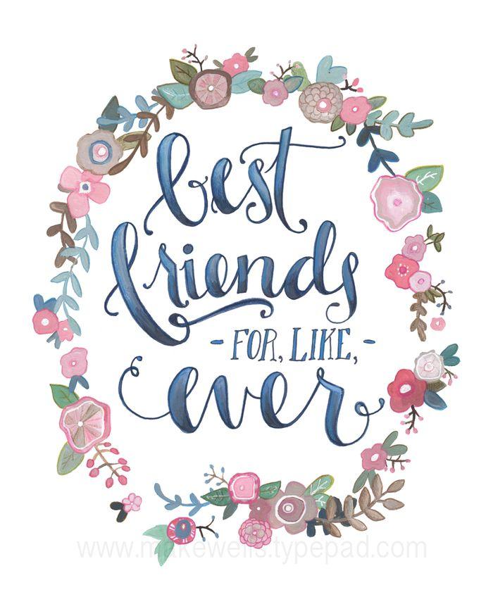 Best Friends - web