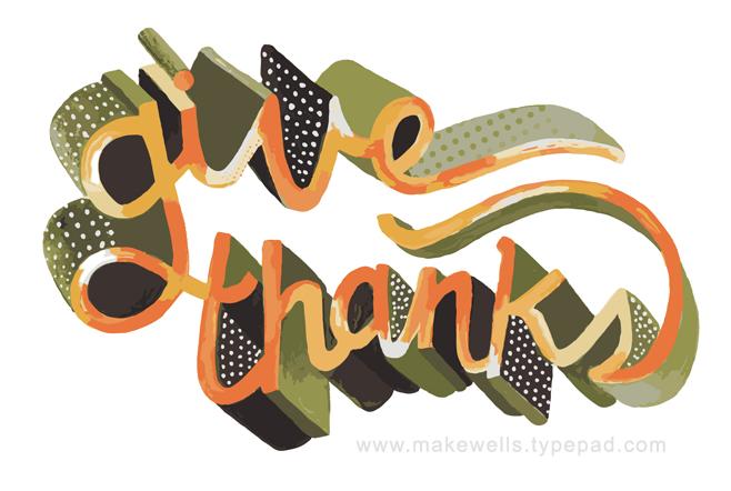 Give Thanks - web