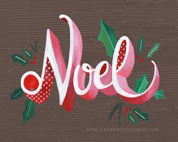 Noel Makewells Web