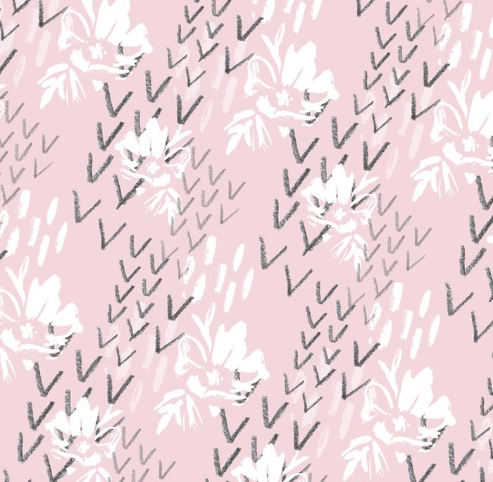 Pink Fete Pattern
