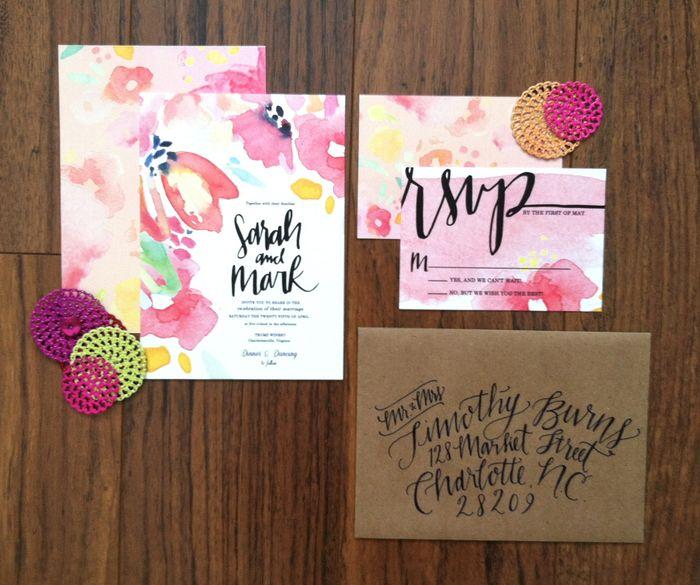 Festive floral invites2