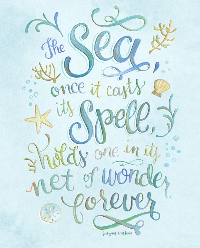 The Sea  - web