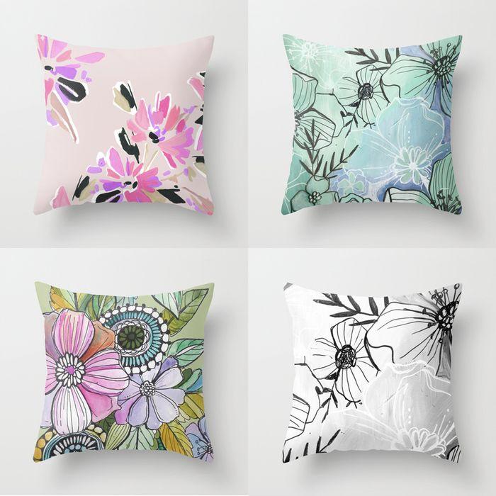 Makewells Pillows